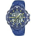 Calypso Watches Herren Analog-Digital Quarz Uhr mit Plastik Armband K5766/1