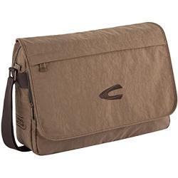 camel active Messenger Bag B00 Journey Umhängetasche, 39 cm, sand