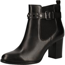 CAPRICE Chelsea Boots schwarz