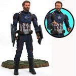 Captain America Action Figur 18Cm