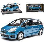 Blaue Cararama Citroën C4 Spiele & Spielzeuge