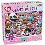 CARLETTO 2053604 TACTIC Ty Beanie Boos Giant Puzzle 35 Teile