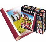 Carletto Deutschland GmbH 17194 Puzzlematte für Puzzles 500 bis 2000 Teile, Puzzleunterlage zum Rollen, praktische Puzzlerolle zur Aufbewahrung, ParkingPuzzle
