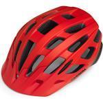 Carrera Edge MTB Helm Large Mattrot