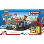 Carrera PAW PATROL Auto-Rennbahn First - On the Track