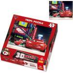 Cars 3D Puzzle mit 72 Teile von Trefl Maße 25x20cm NEU