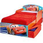Cars Kinderbett, 70 x 140 cm rot