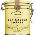 Cartwright & Butler Toffees with Sea Salt in Tin Karamellbonbon mit Meersalz von Cartwrigh