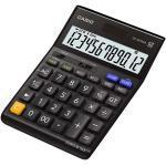 Casio DF-120 TER II Desktop-Taschenrechner Batterie/Solar - schwarz