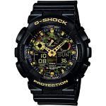 Casio G-Shock Herren Harz Uhrenarmband GA-100CF-1A9ER