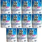 CAT SAND/CALITTI Silikon Katzenstreu 11x3,8l (16kg) (Rabatt für Stammkunden 3%)