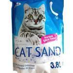 CAT SAND/CALITTI Silikon Katzenstreu 3,8 l (Rabatt für Stammkunden 3%)