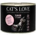CAT'S LOVE Kittenfutter