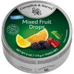 Cavendish & Harvey Mixed Fruit Drops sugarfree 175g