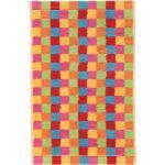 Cawö - Life Style Karo 7017 - Farbe: multicolor - 25 Gästetuch 30x50 cm