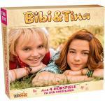 CD Bibi & Tina - Die Kinofilm-Fanbox (4 Hörspiele) Hörbuch