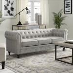 Chesterfield-Sofa Castalia