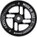 Chilli Made in USA Wheel - 110 mm Schwarz
