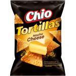 Chio Tortillas Nacho Cheese 125g