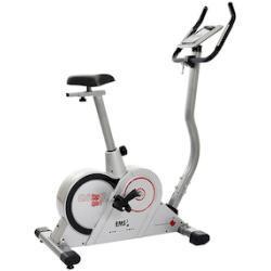 Christopeit Sport Ergometer EMS 3 silberfarben Fitness Ausrüstung Sportarten