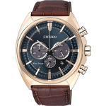 Chrono Solaruhr Citizen Eco-Drive Elegant Herrenuhr Armbanduhr CA4283-04L