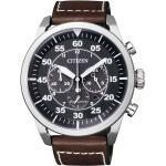 CITIZEN Solar-Armbanduhr 'Chrono CA4210-16E' für Herren