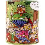 """Clairefontaine 812874C – ein runder Stifthalter""""Asterix Potion Magic"""", Durchmesser 9 cm, Höhe 11,5 cm"""