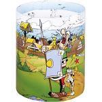 """Clairefontaine 812984C – ein runder Stifthalter""""Asterix – Idefix"""", 9 x 11,5 cm"""