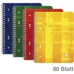 Clairefontaine Collegeblock A5 liniert 90 g/m² 80Bl.