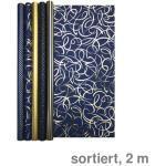 Clairefontaine Geschenkpapier Blue Night sortiert 70 cm x 2 m
