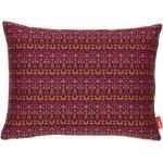 Classic Maharam Pillows Minicheck / Arabesque Vitra-Arabesque crimson pink