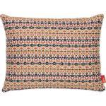Classic Maharam Pillows Minicheck / Arabesque Vitra-Arabesque pink orange