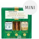 Classic Malts Single Malt Scotch Whisky Miniaturenset