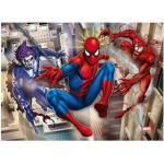 Clementoni 20041 Spiderman 3D Puzzle 104 Teile Brille Action Spaß Kinderpuzzle