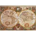 Clementoni 31229.0 - Mappa Antica, 1000 teilig