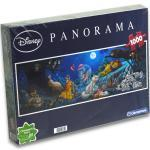 Clementoni® Steckpuzzle »Disney - Sweet Night Panorama Puzzle (1000 Teile)«, 1000 Puzzleteile