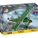 Cobi 2976a Hc Great War Fokker E.v(d.viii) Modelflugzeug, Mehrfarbig