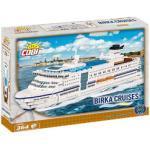 COBI BIRKA Cruises Kreuzfahrtschiff Bausatz, Mehrfarbig