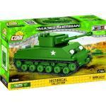 Cobi Cobi M4A3E8 Sherman / 315 pcs. (Easy Eight), Klemmbausteine