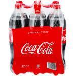 Coca Cola 1,25 Liter, 6er Pack