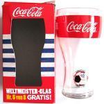Coca-Cola - Weltmeister Glas - Uruguay - zur WM 2014