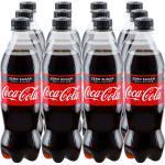 Coca-Cola Zero 0,5 Liter, 12er Pack