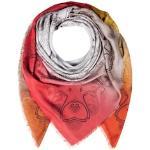 Codello Modetuch, aus Micromodal rot Damen Modetuch Tücher Schals, Loops Accessoires