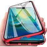 Rote Samsung Galaxy Cases Art: Slim Cases durchsichtig stoßfest