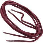 Collonil Schnürsenkel »1 Paar Schnürsenkel - rund - dünn - Ø ca. 2,0-2,5 mm«, rot, bordeaux
