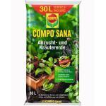 COMPO SANA® Anzucht- und Kräutererde 30l
