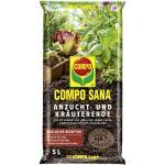 COMPO SANA® Anzucht- und Kräutererde 5l