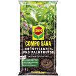 COMPO SANA® Grünpflanzen- und Palmenerde 5l