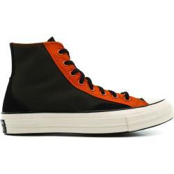 Grüne Converse Chuck Taylor All Star '70 High Top Sneaker & Sneaker Boots aus Veloursleder für Herren