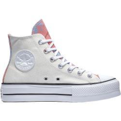 Weiße Converse Chuck Taylor High Top Sneaker & Sneaker Boots für Damen Größe 41